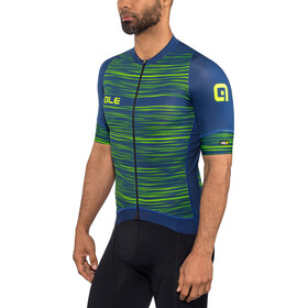 Alé Cycling Graphics PRR End SS Jersey Herr blue-flou green